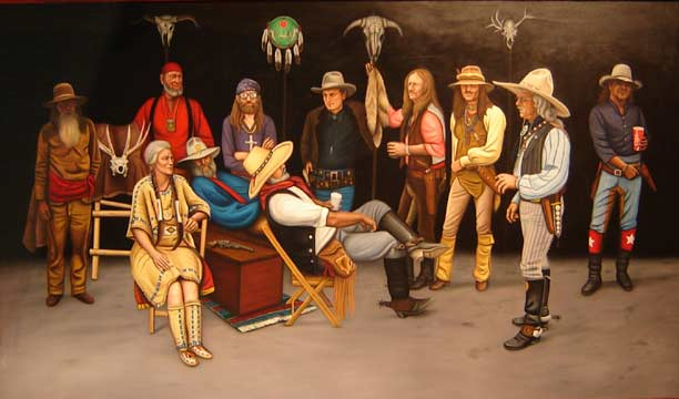 Santa Fe Mountain Men