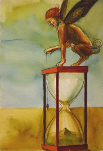 Sphinx Plumbing Time