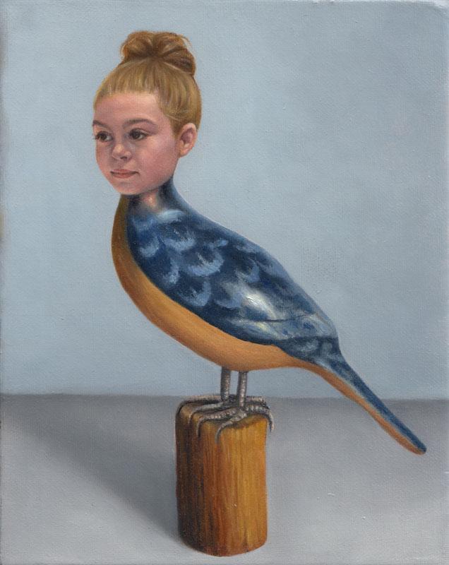 The Bird Girl