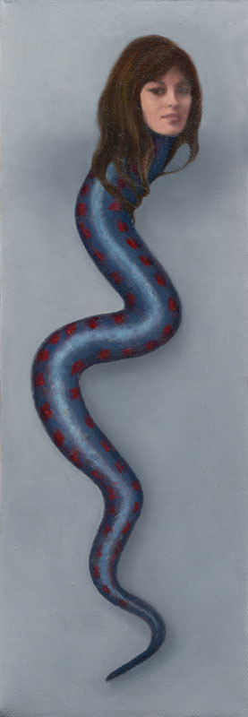 The Snake Woman ∙ Sideshow ∙ R Michelson Galleries