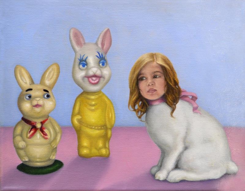 The White Rabbit Child