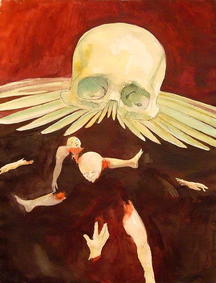Winged Death