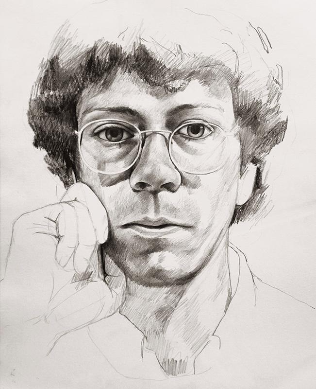 Self Portrait 1972