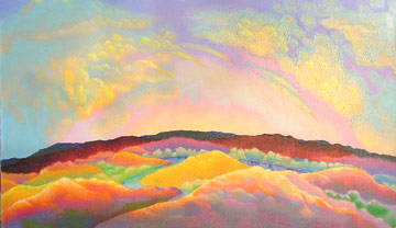 The Rainbow Mt