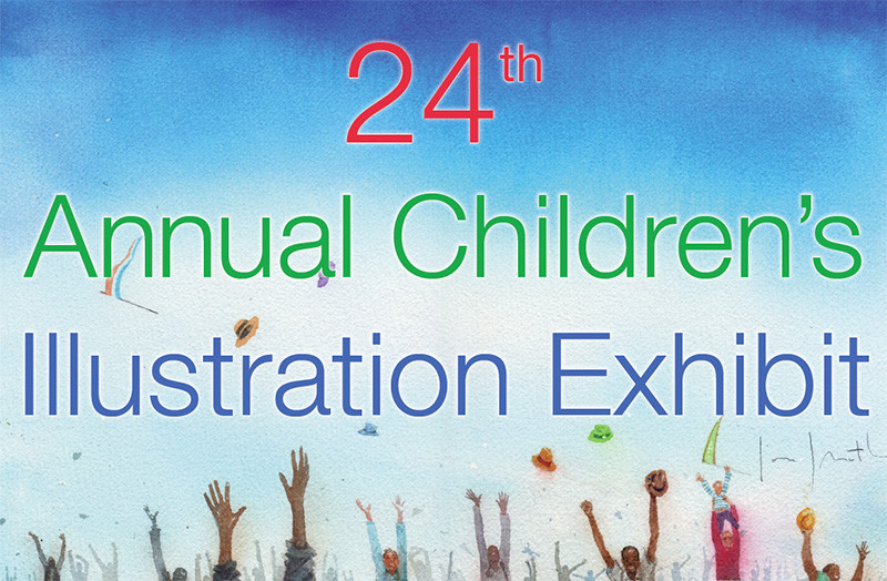 24-Annual-Children's-Illustration-Exhibit