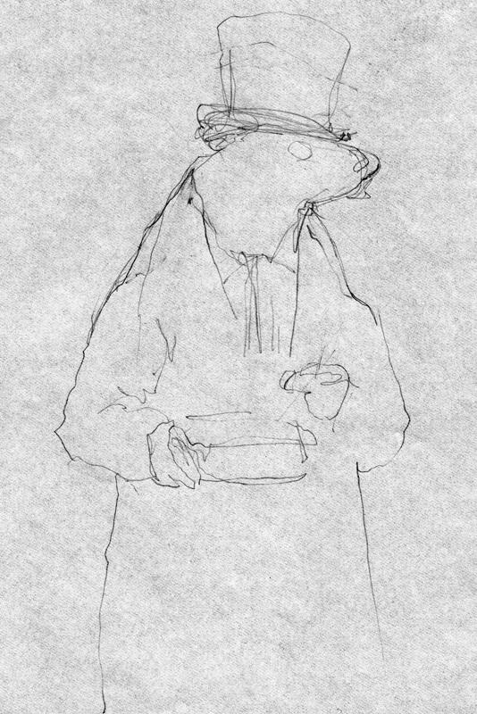 Brer Weasel study 2