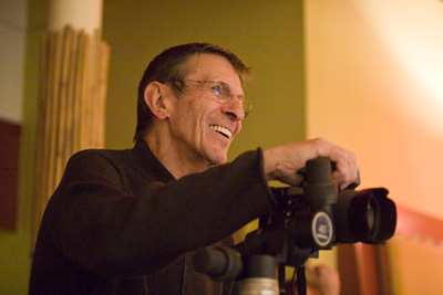 Leonard Nimoy Photo Project