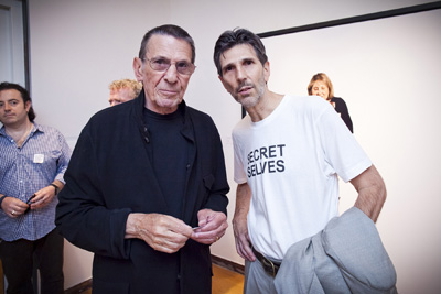 "Leonard Nimoy ""Secret Selves"""