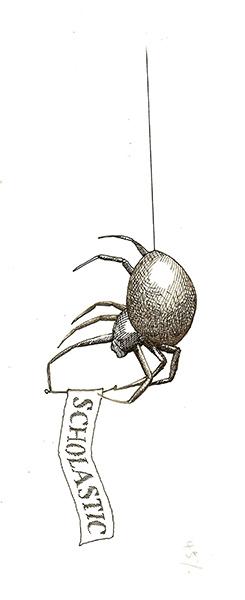 Scholastic Spider