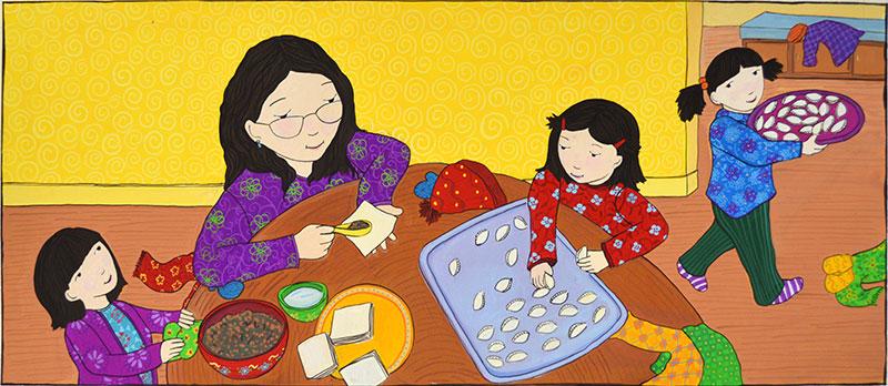 Get Rich Dumplings