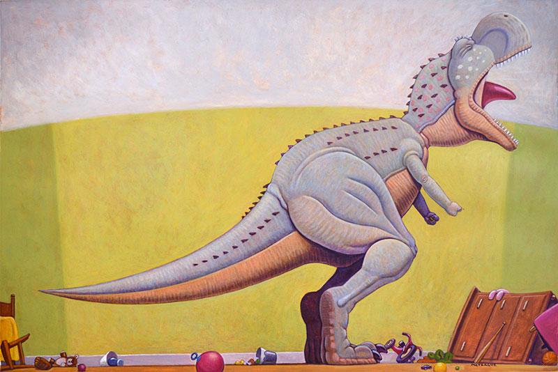 Temper Tantrum ∙ How Do Dinosaurs Say I M Mad ∙ R