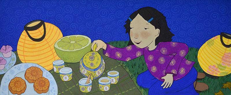 Round Cups of Tea