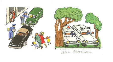 The Book of Traffic: Police