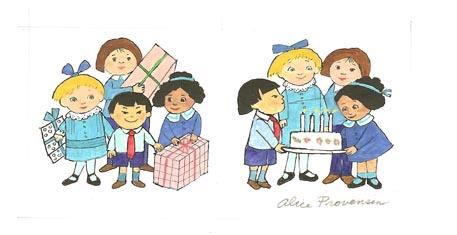 The Book of Children: Birthday