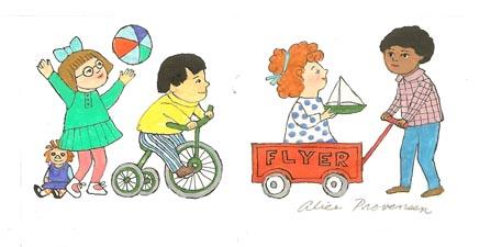The Book of Children: Flyer