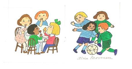 The Book of Children: Soccer