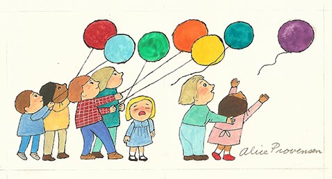 The Book of Flying High: Balloons