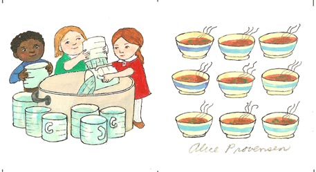 The Book of Silly Soup: Soup Bowls