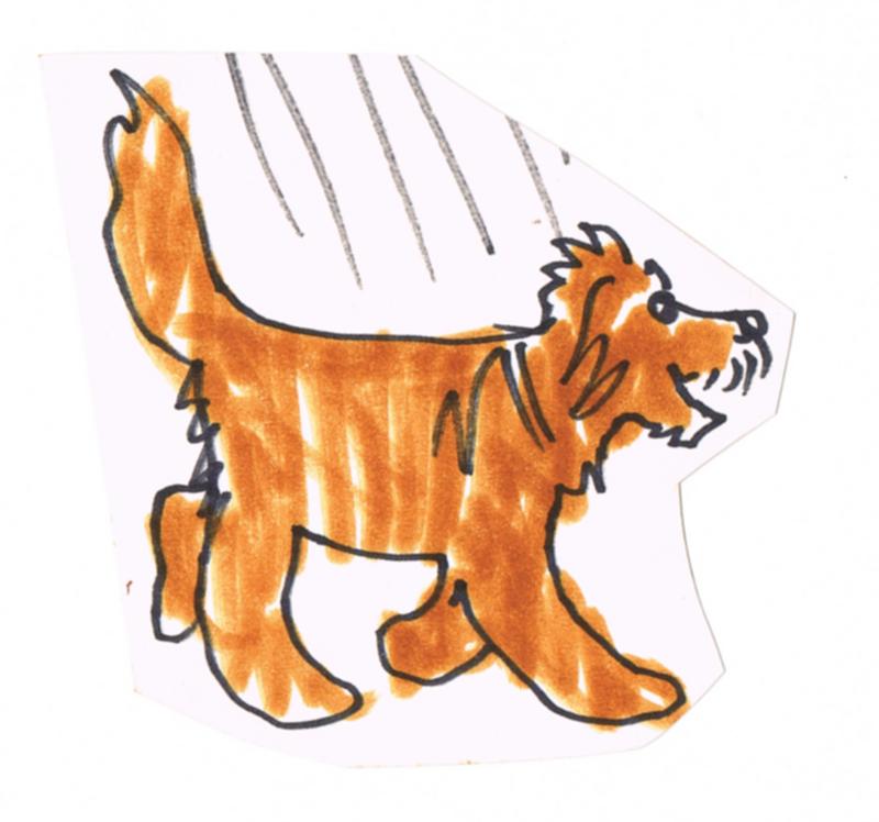 Dog Profile Color