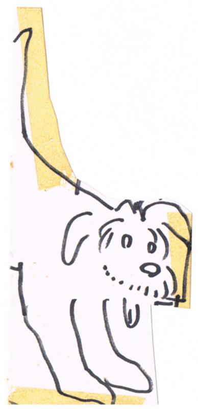 Dog: Three Quarter View