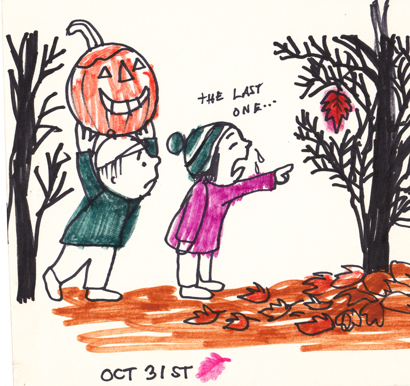 October 31st: The Last One