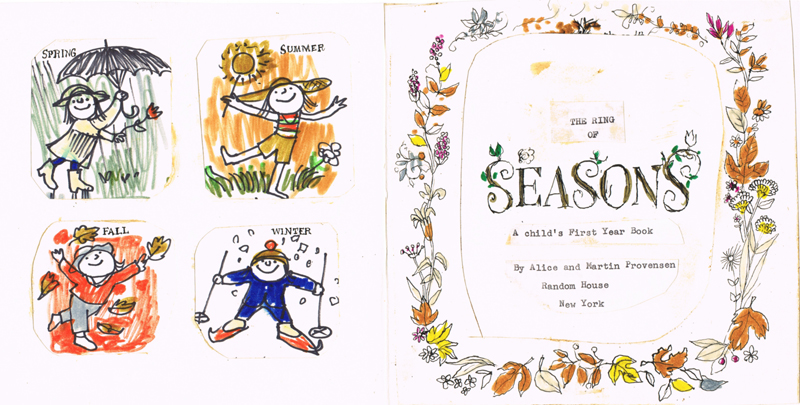 Ring of Seasons Title Page