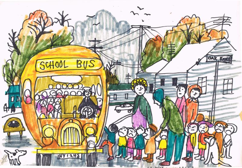 School Bus NY 1248