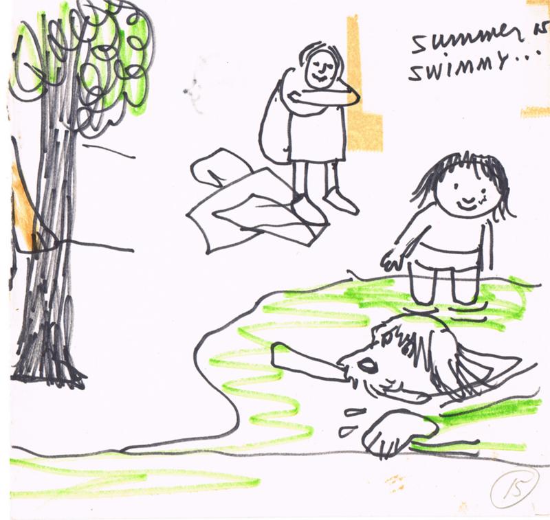 Summer Swimmy