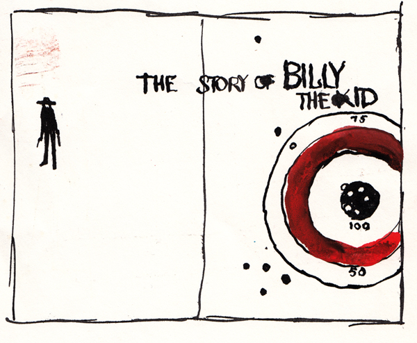 The Story of Billy Kid II