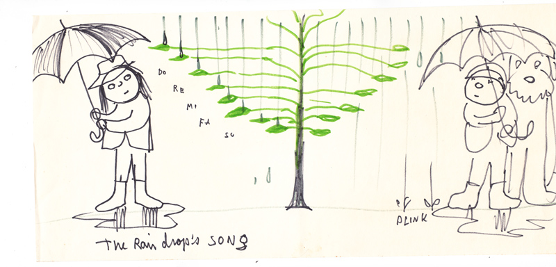 The Raindrop's Song