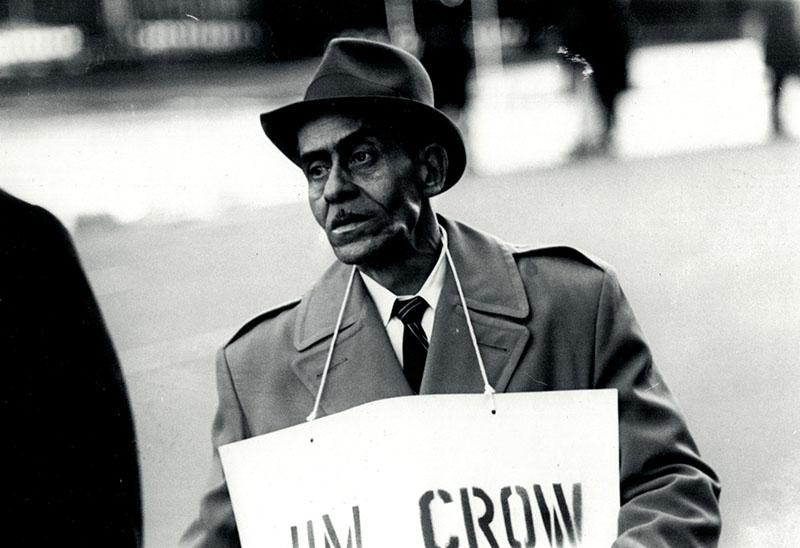 Jim Crow, New York City