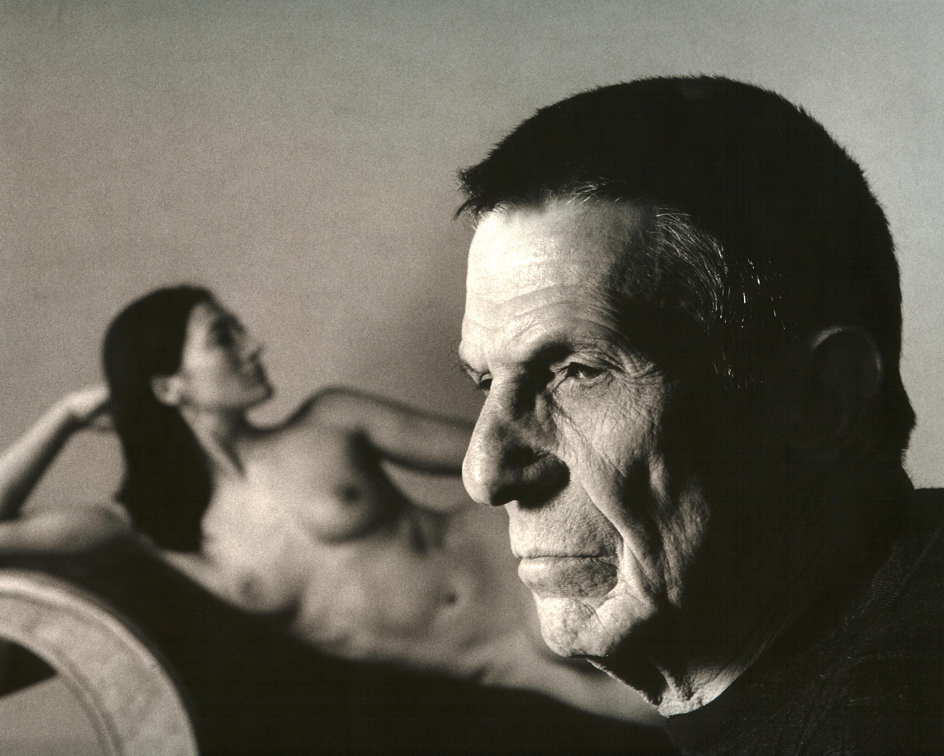 Self-Portrait with Shekhina