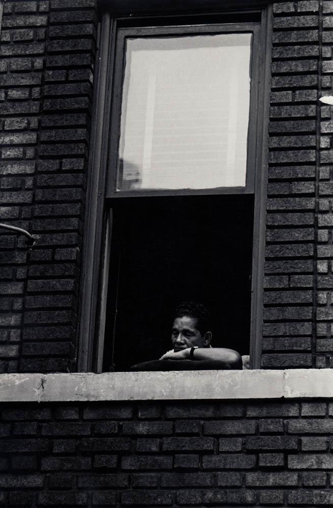 Watching Pentecostal Street Service, East New York, Brooklyn