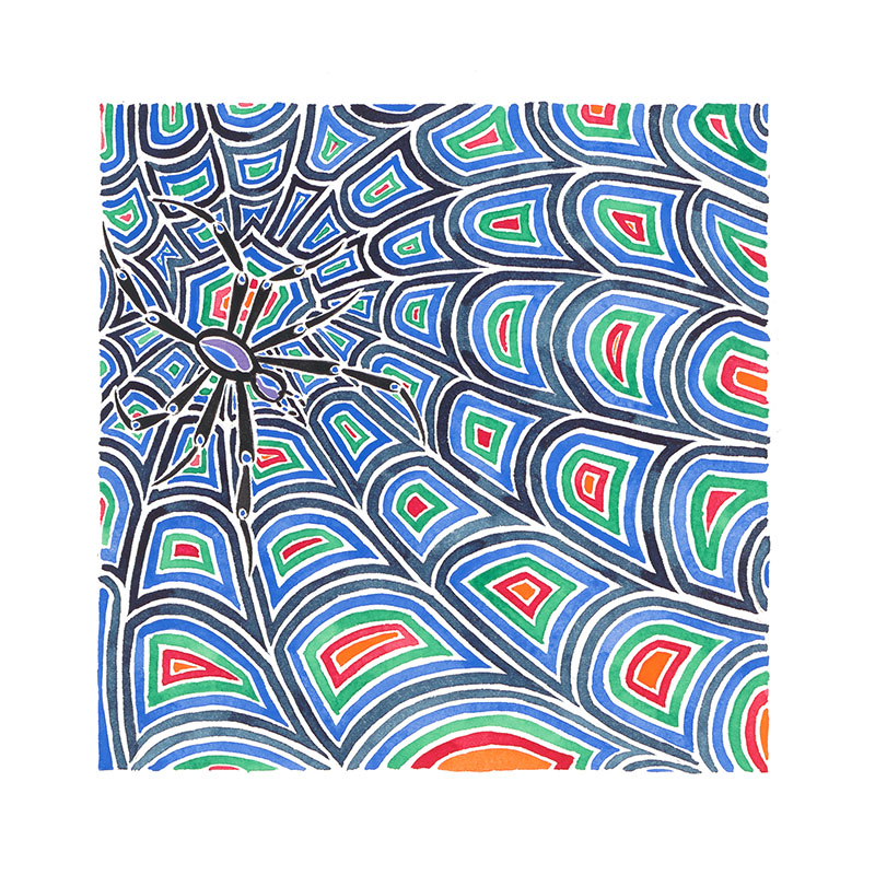 Web of Intrigue