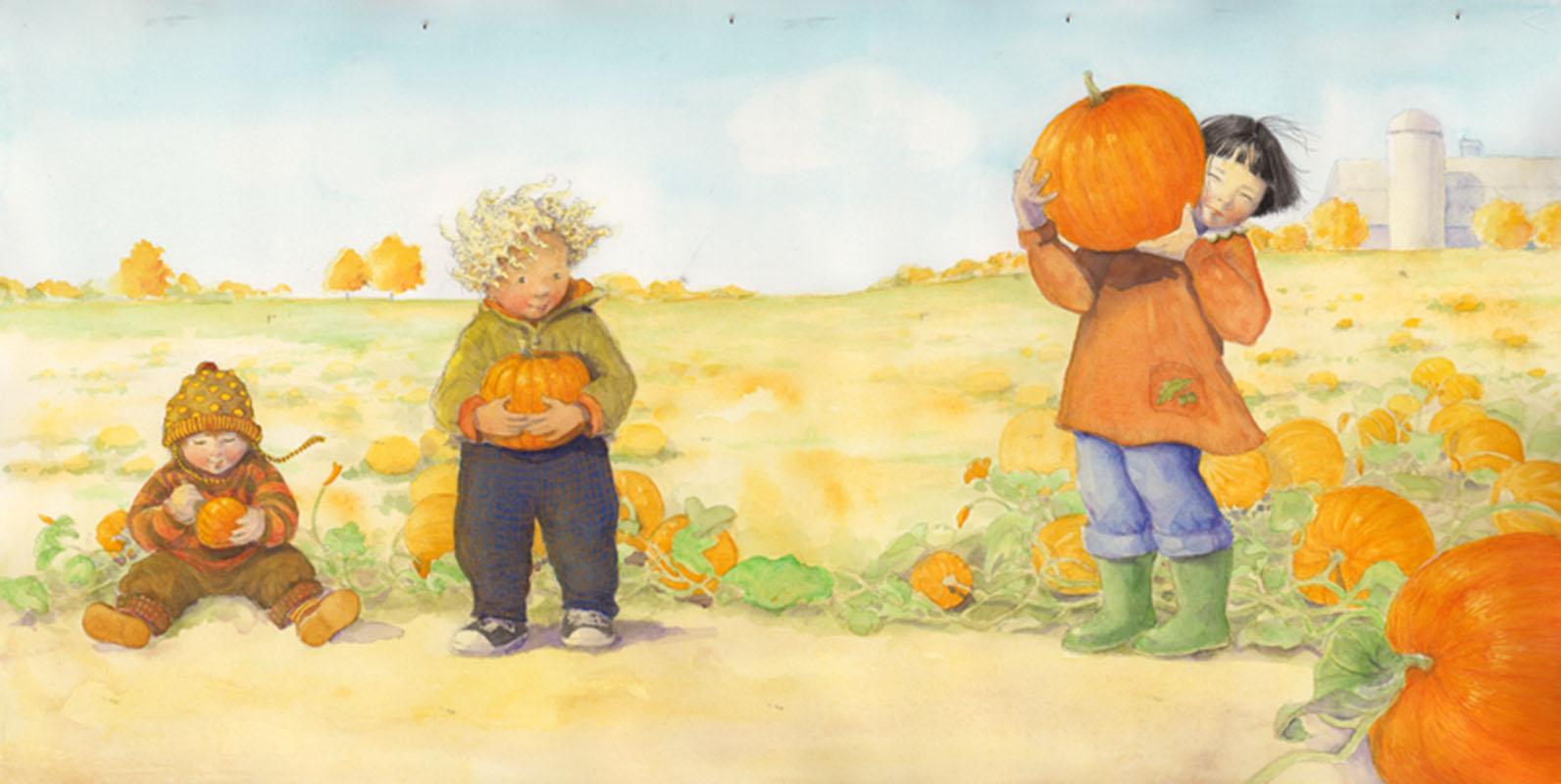 The Pumpkin Knows