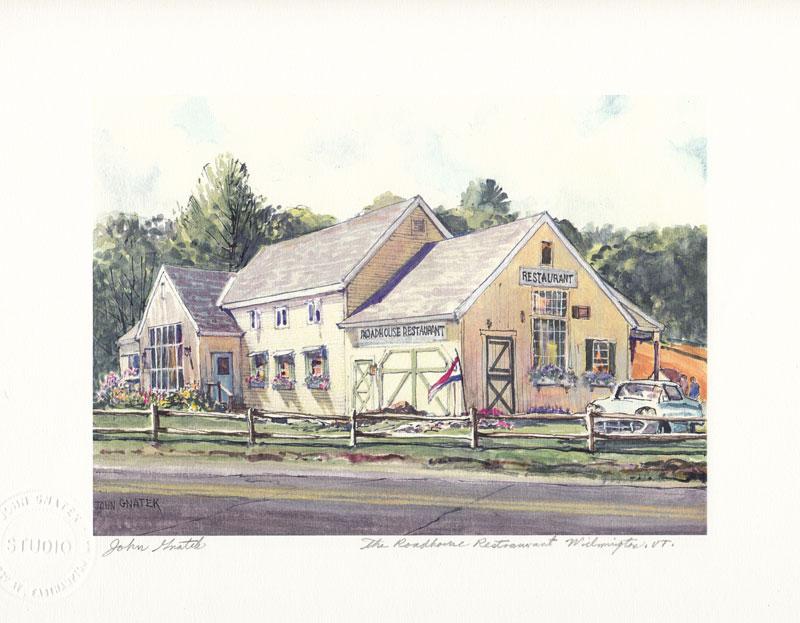 The Roadhouse Restaurant