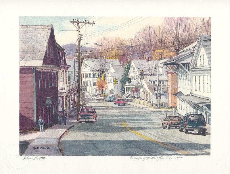 Village of Wilmington VT