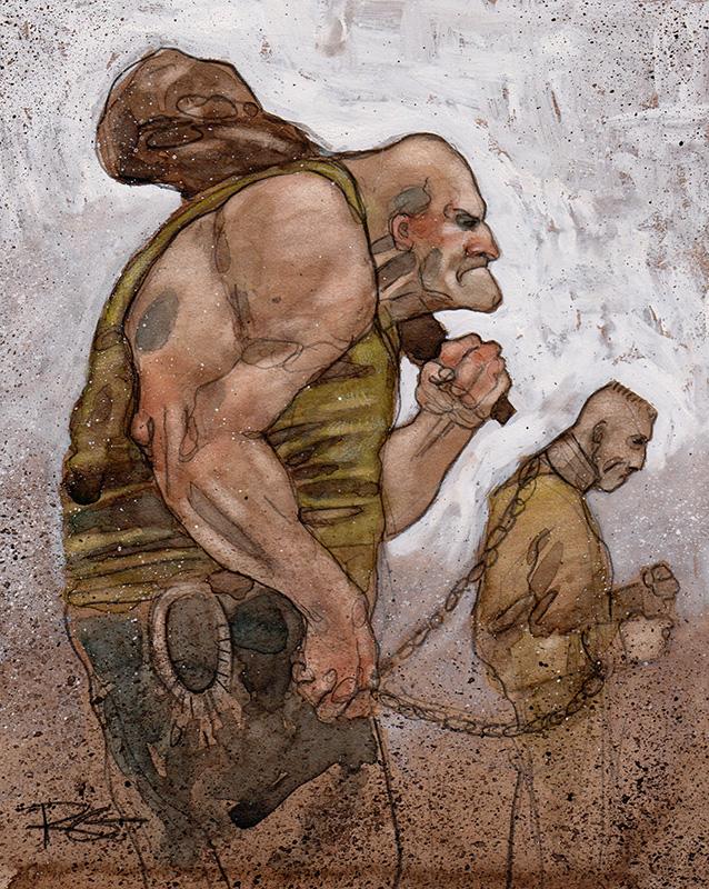 Waylay Slavers
