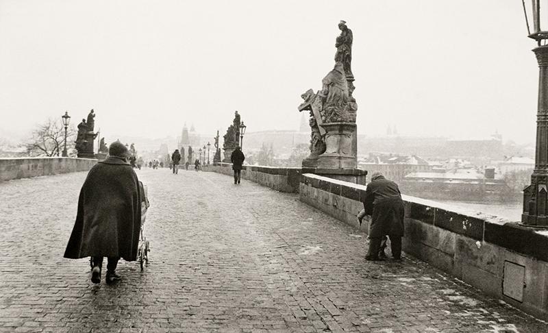 Prague Pram Bridge