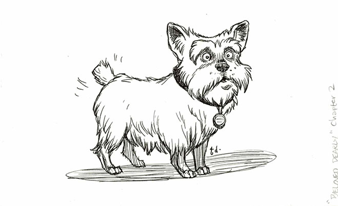Mr. Doggie