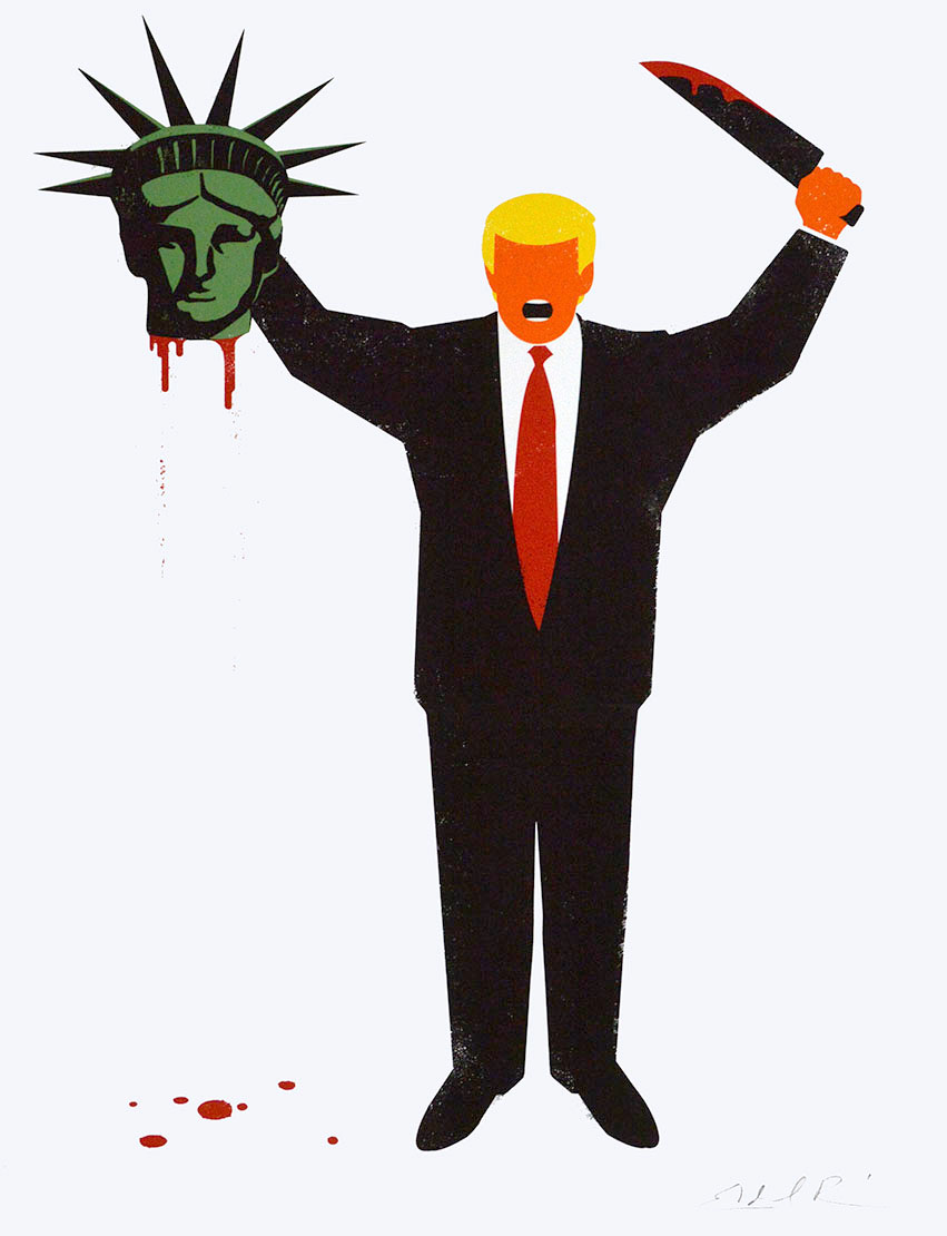 Beheaded Liberty