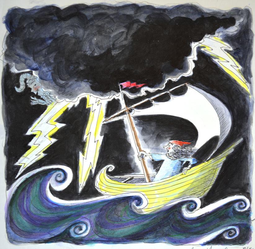 Sailor Named Thammuz