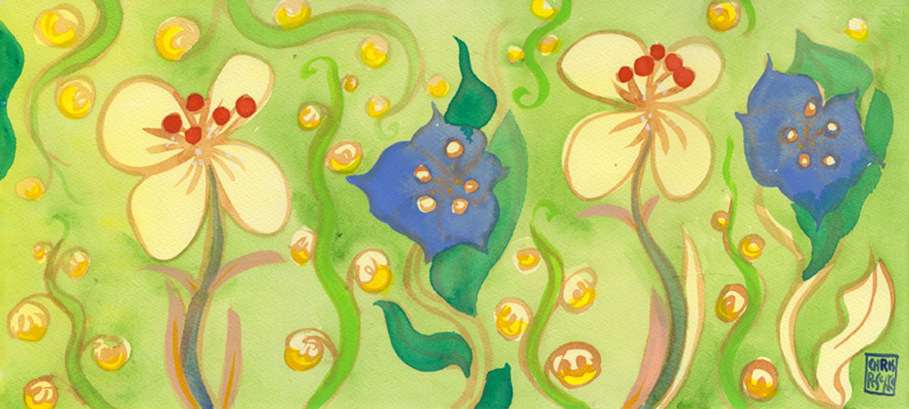 Flowers, Outtake