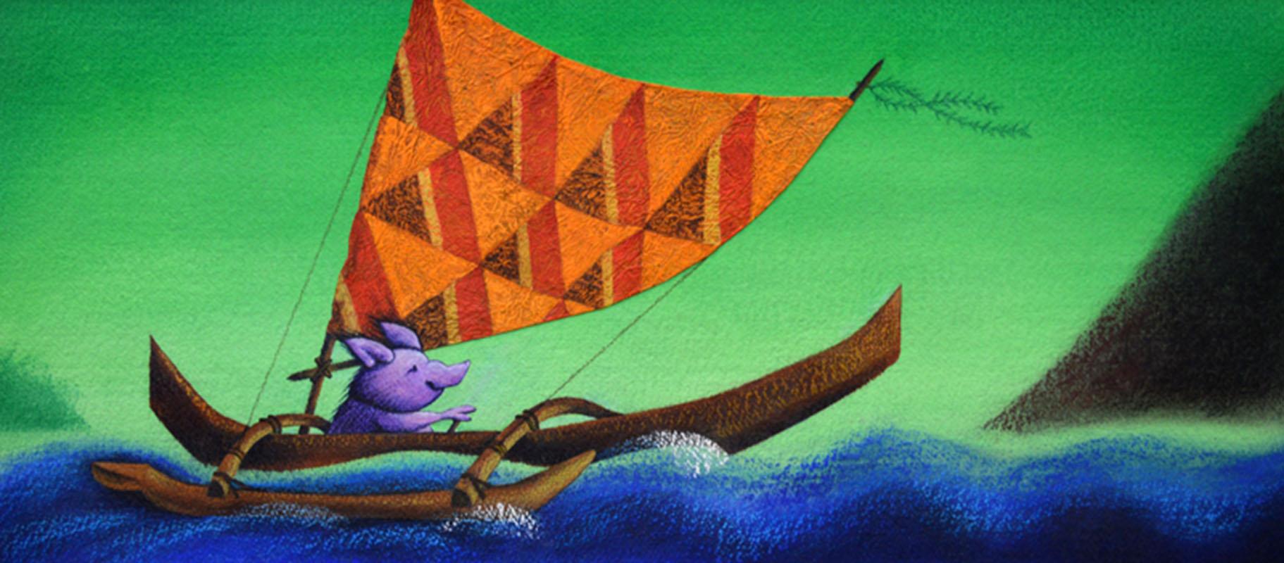 Pig-Boy Was Sailing