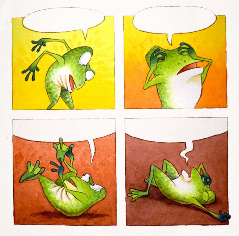 I'm Still A Frog