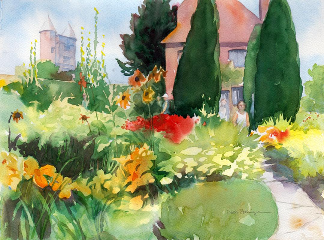 The Cottage Garden at Sissinghurst