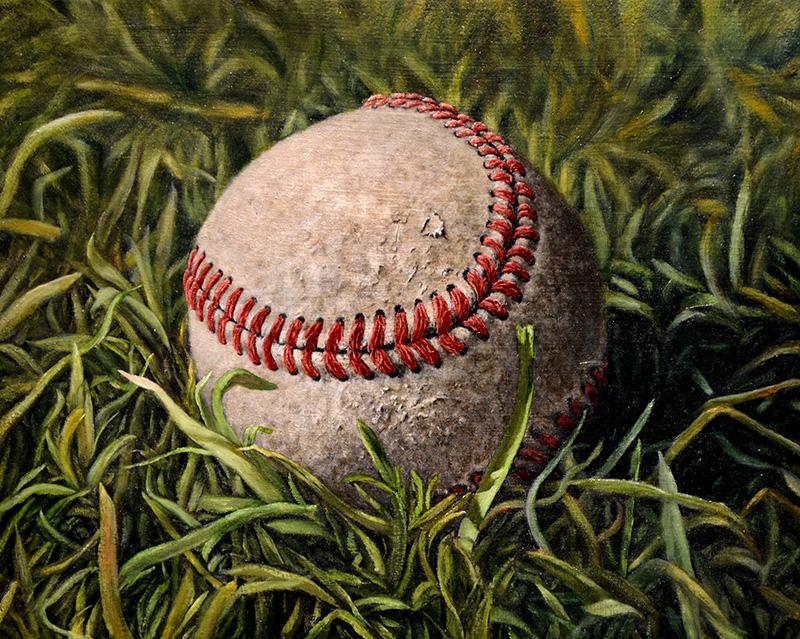 My Son's Baseball