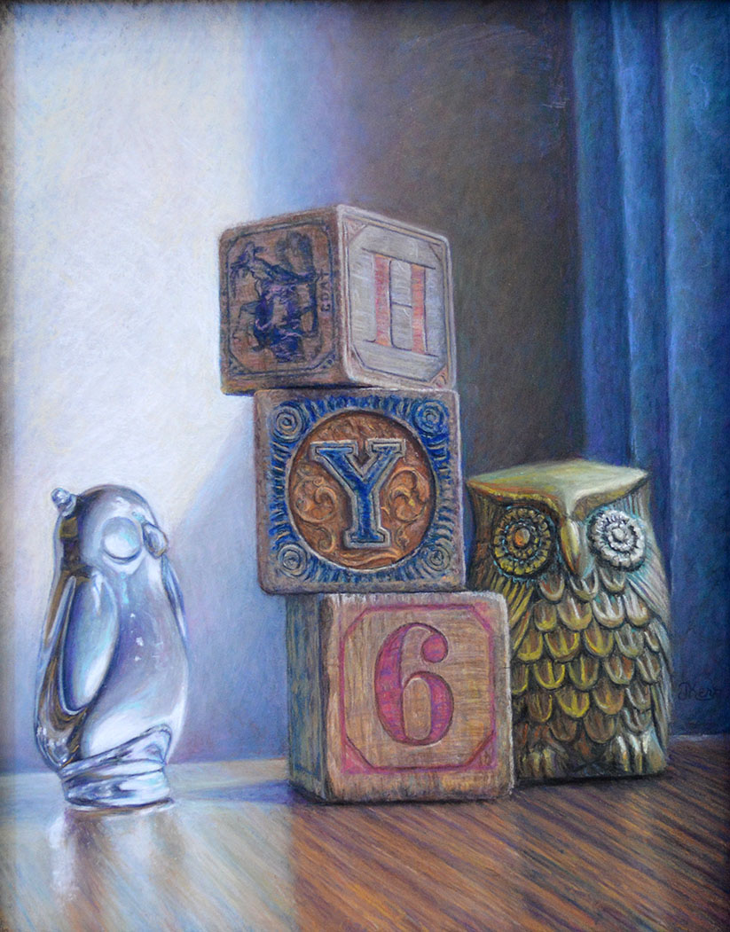The Orator ∙ Still Life ∙ R Michelson Galleries