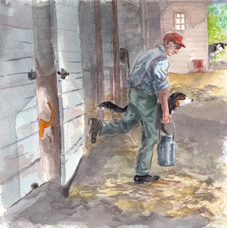 Closing the Barn Door
