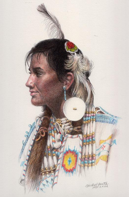 Harri Crow Indian